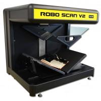 """德国SMA """"ROBO SCAN V2""""  [机械人全自动彩色书本扫描仪]"""