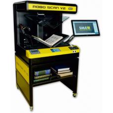 """德国SMA """"ROBO SCAN V2""""  [机械人全自动彩色书刊扫描仪]"""